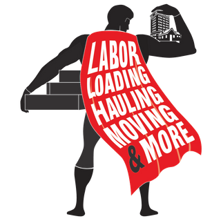 Labor Loading Hauling Moving And More Logo