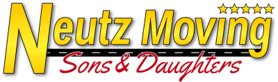 Neutz Sons & Daughters Moving Logo