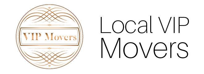 Local VIP Movers Logo
