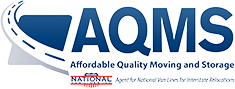 Affordable Quality Moving and Storage Logo
