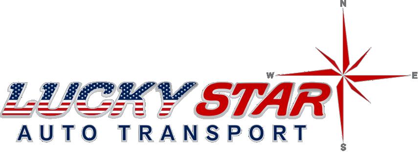 Lucky Star Auto Transport Logo