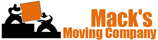 Mack's Moving Company Logo