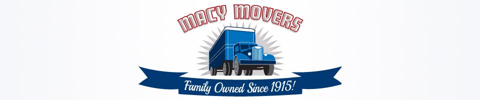 Macy Movers, Inc. Logo