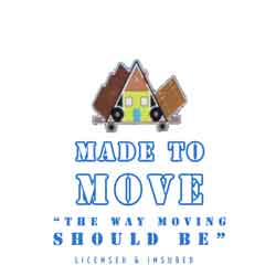 Made To Move Logo