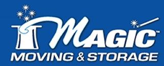 Magic Moving & Storage Inc. Logo