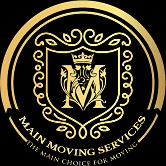 Main Moving Services Logo