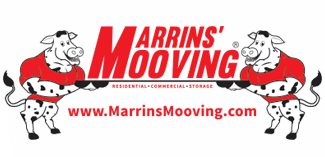 Marrins' Moving Logo