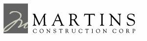 Martins Construction Corp Logo