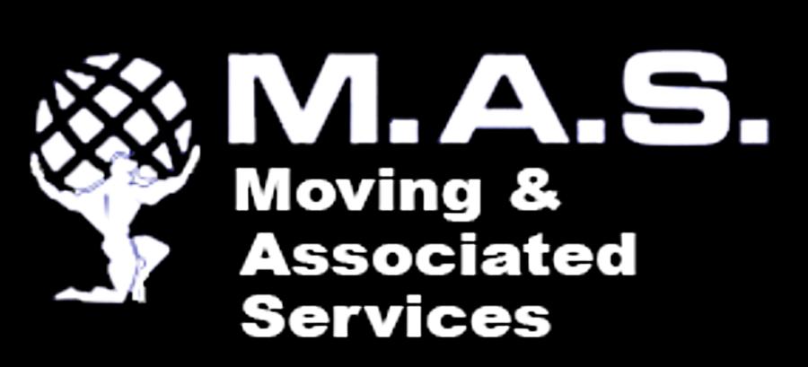 MAS Moving & Storage Logo