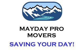 Mayday Pro Movers Logo