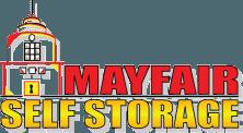 Mayfair Self Storage Logo