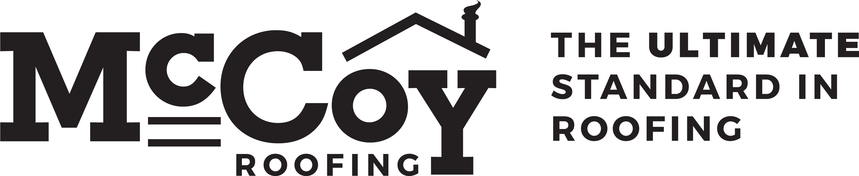Mccoy Roofing, Siding & Contracting Logo