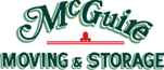 McGuire Moving and Storage Logo