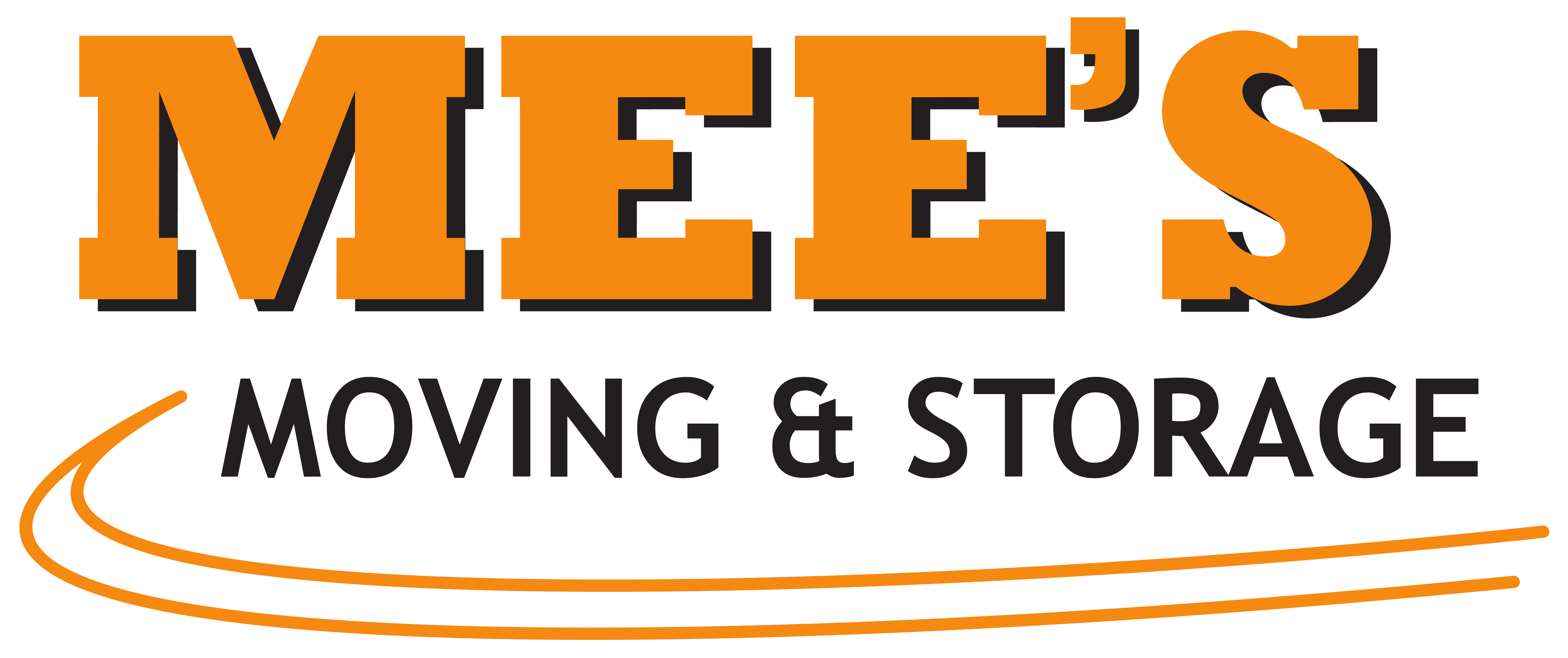 Mee's Moving & Storage Logo