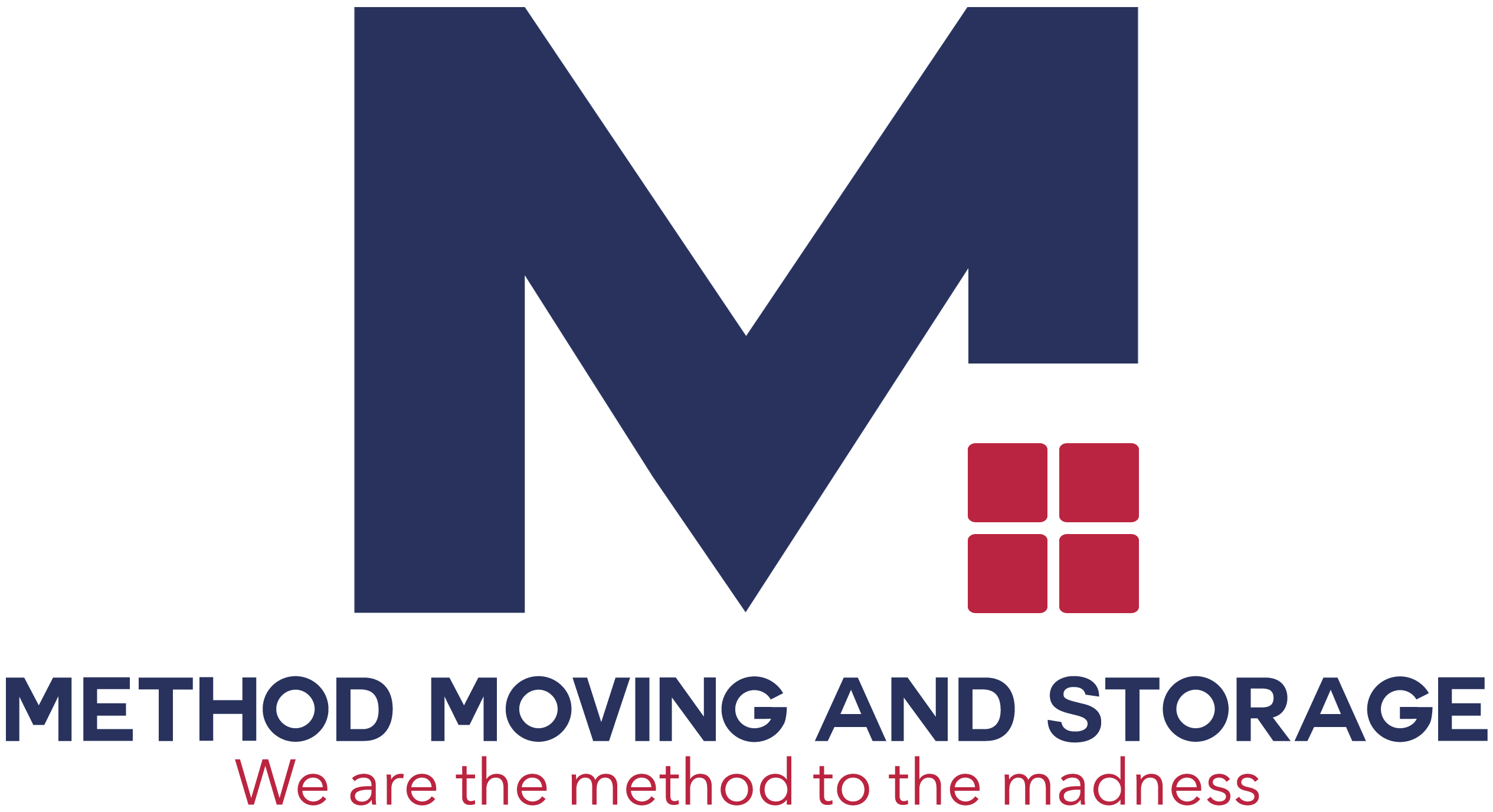 Method Moving and Delivery Logo