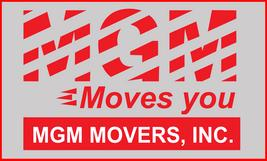 MGM Movers Inc Logo