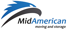MidAmerican Moving Logo