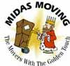 Midas Moving Logo