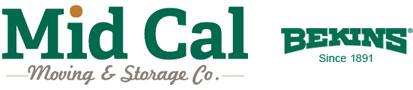 Mid Cal Moving & Storage - Bekins Logo