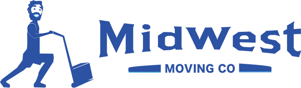 Midwest Moving Company Logo