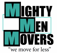 Mighty Men Movers MS Logo
