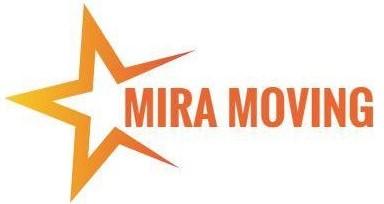 Mira Moving Company Logo