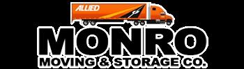 Monro Moving & Storage Logo