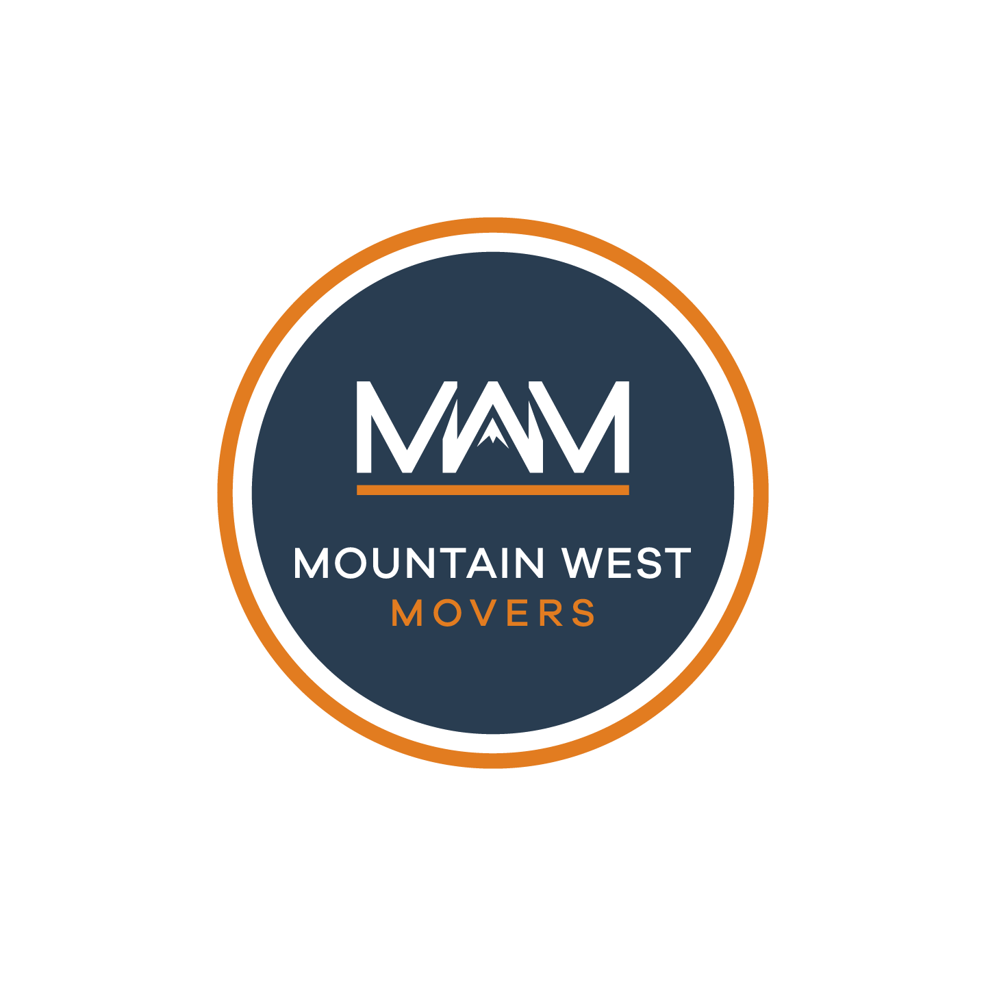 Mountain West Movers LLC Logo