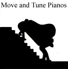 Move and Tune Pianos Logo