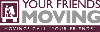 Your Friends - Moving Services Logo