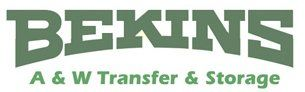 Bekins A&W Transfer And Storage Logo