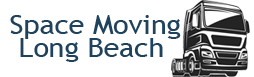Space Moving Long Beach Logo