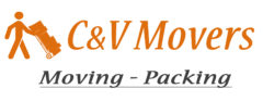 C&V Movers Logo