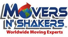 Movers 'N' Shakers Logo