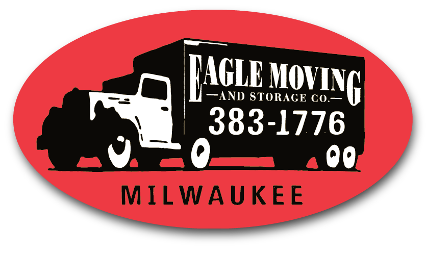 Eagle Moving & Storage Co Logo