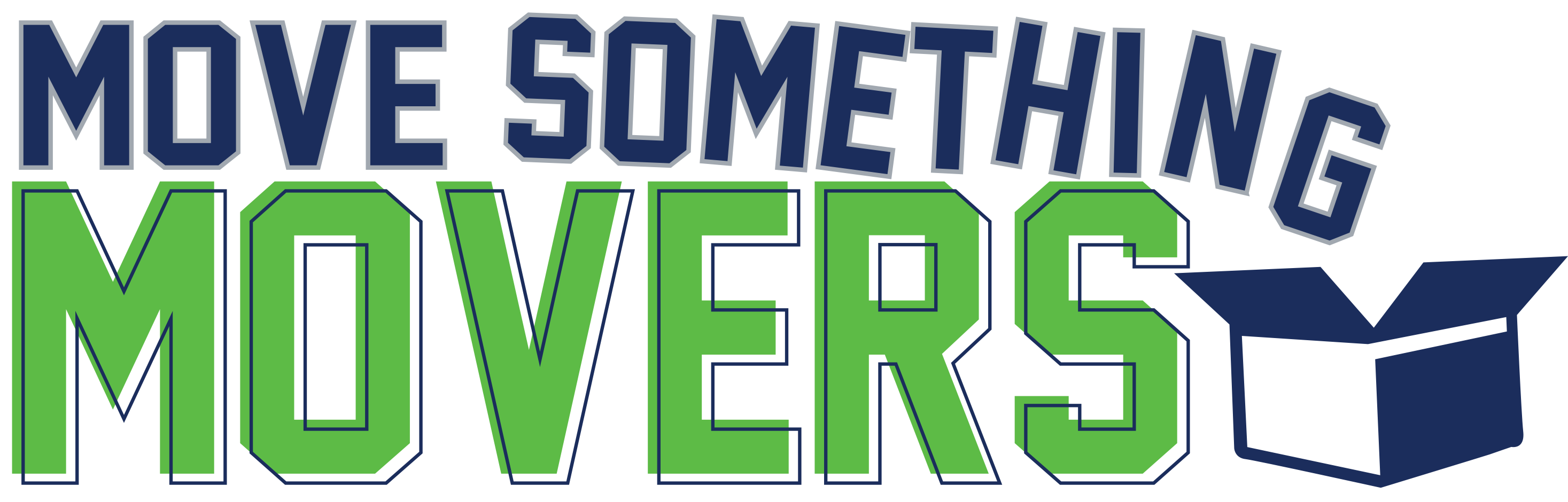 Move Something Movers Logo