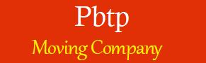 Pbtp Moving Company Logo
