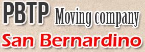 Pbtp House Movers San Bernardino Logo