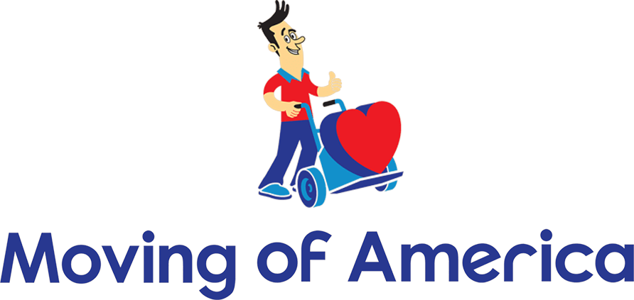 Moving of America - NJ Moving Company Logo