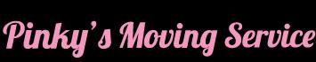 Pinkys Moving Service Logo
