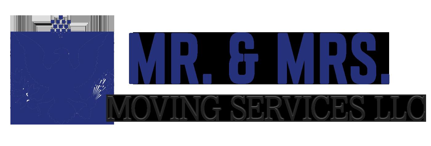 Mr & Mrs Moving Service Llc Logo