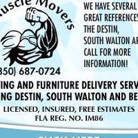 Muscle Movers LLC Logo