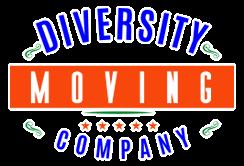 Diversity Moving Company Logo