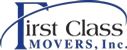 My First Class Movers Logo