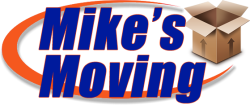 Mike's Moving Logo