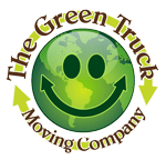 The Green Truck Moving & Storage  Logo
