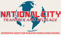 National City Transfer-Storage Logo