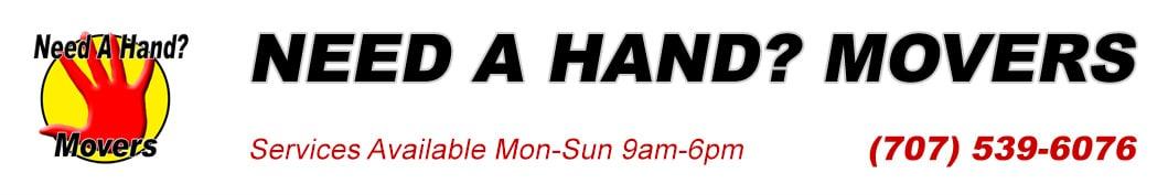 Need A Hand Movers LLC Logo