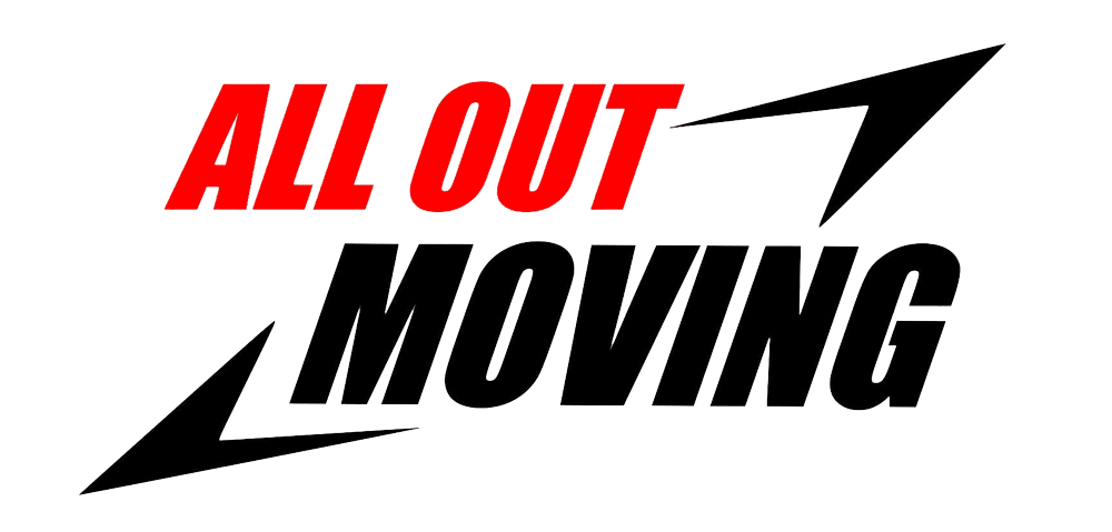 All Out Moving LLC Logo