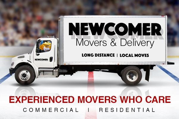 Newcomer Movers & Delivery, LLC Logo